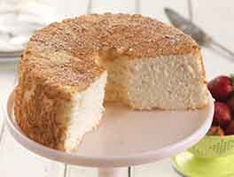 Traditional Angel Food Cake
