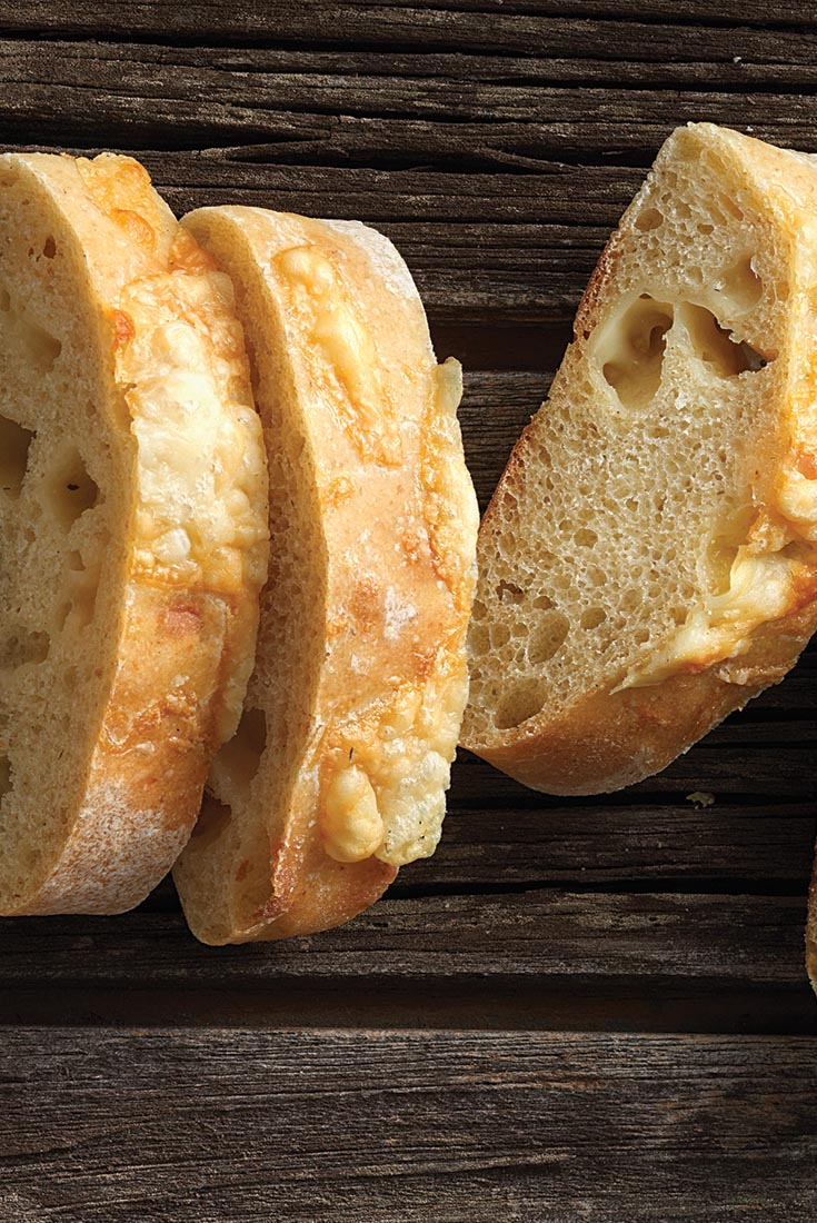 Asiago Ciabatta Recipe