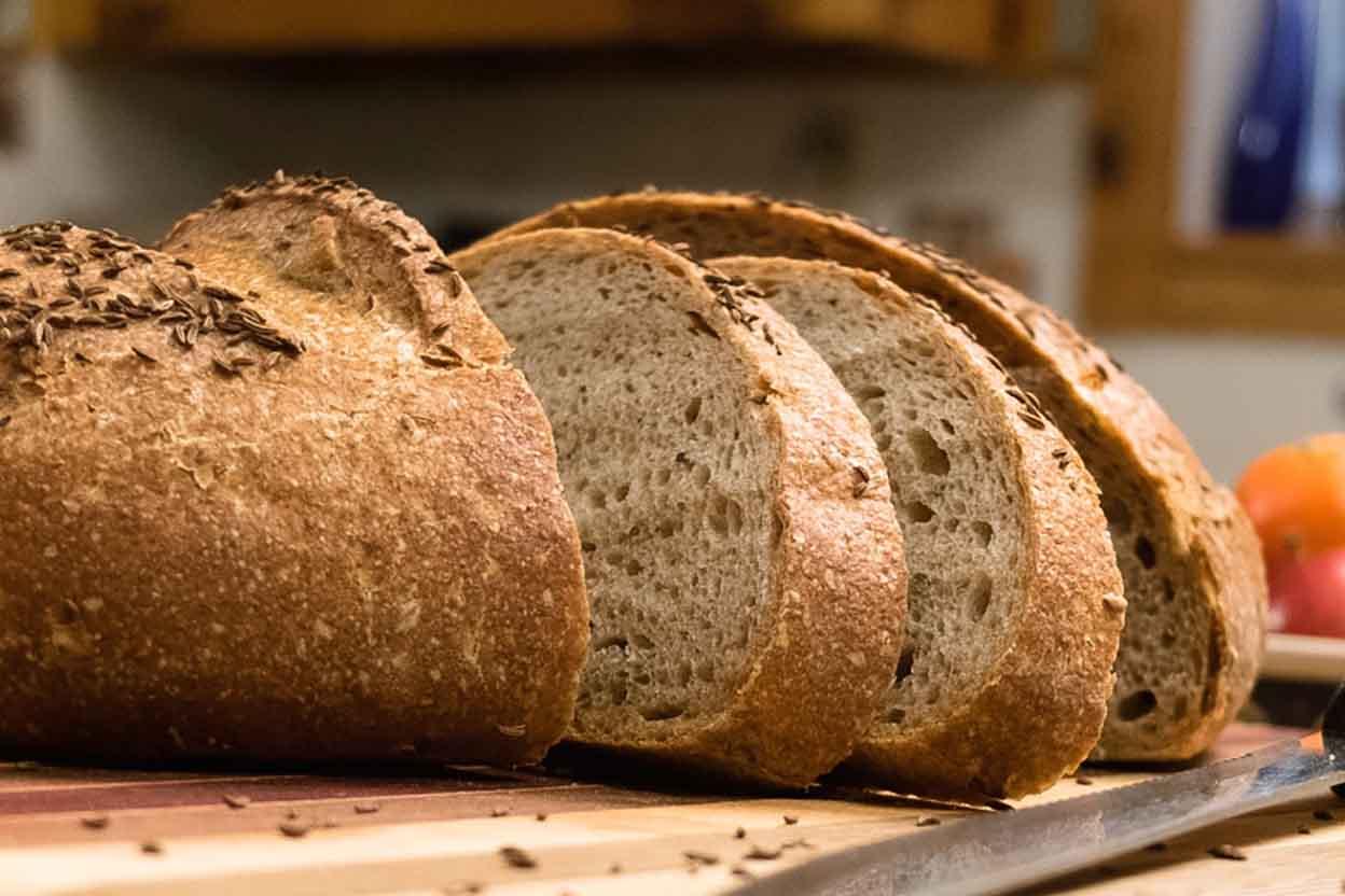 Jewish Rye Bread Recipe | King Arthur Flour