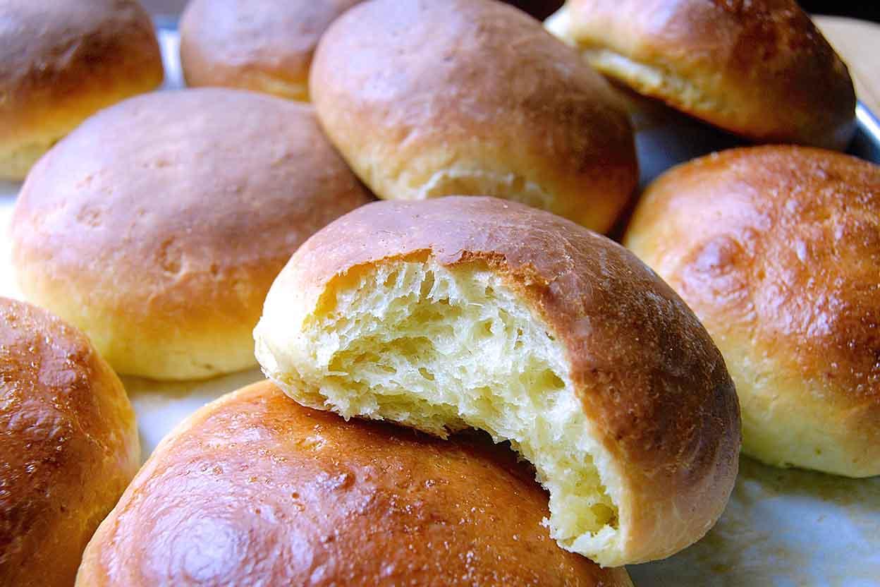 Cheese Brioche Buns Recipe | King Arthur Flour