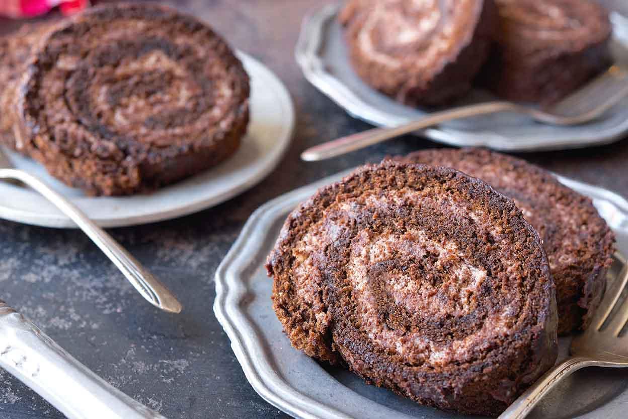 Rolled filled cake Recipes King Arthur Flour