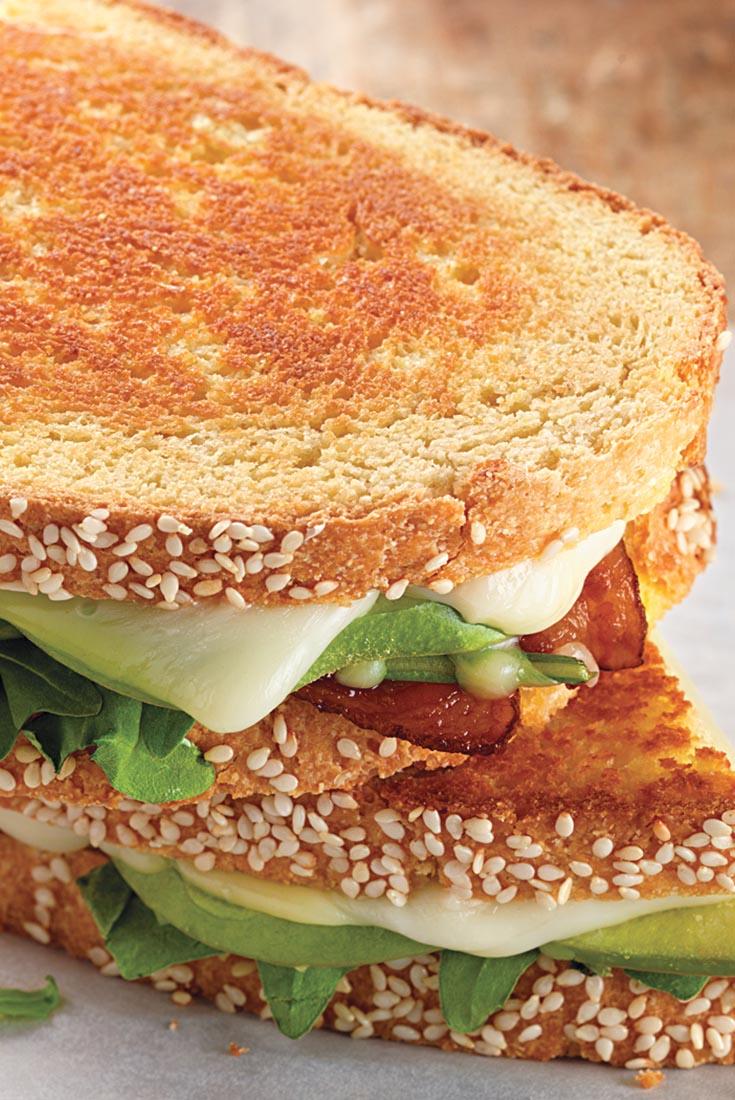Semolina Sandwich Bread Recipe