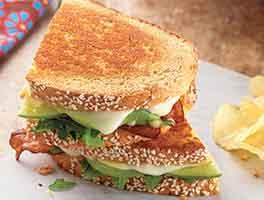 Semolina Sandwich Bread