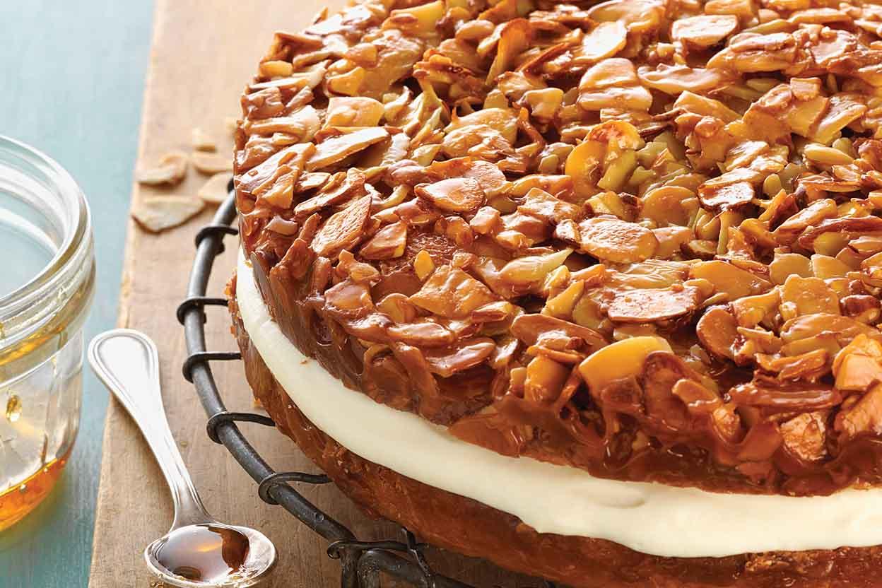Cake Recipe King Arthur Flour: Bienenstich Recipe