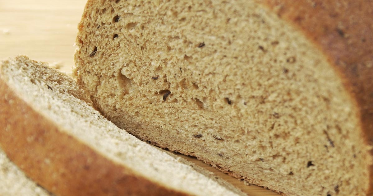 Russian Rye Bread: Rizhsky Khleb Recipe