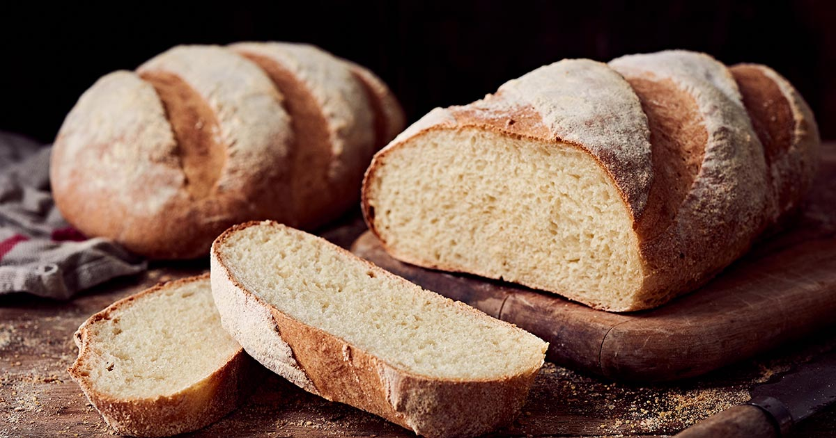 The Easiest Loaf Of Bread You Ll Ever Bake Recipe King