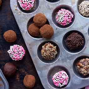 Deluxe Chocolate Truffles