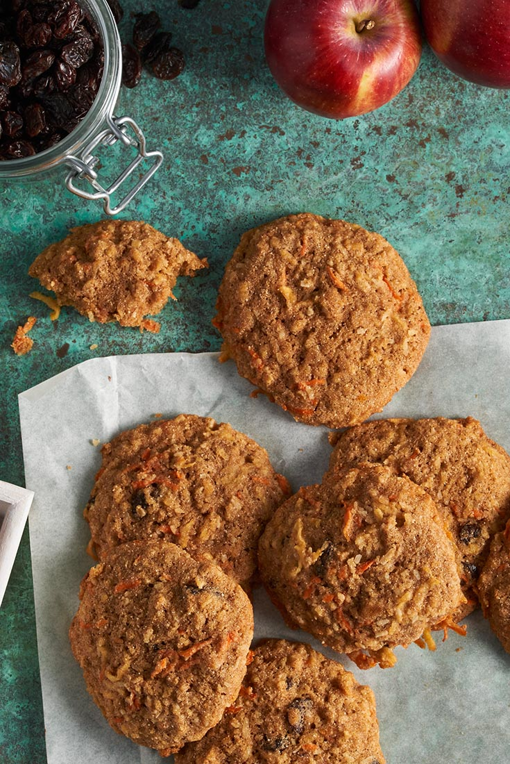 Morning Glory Breakfast Cookies Recipe