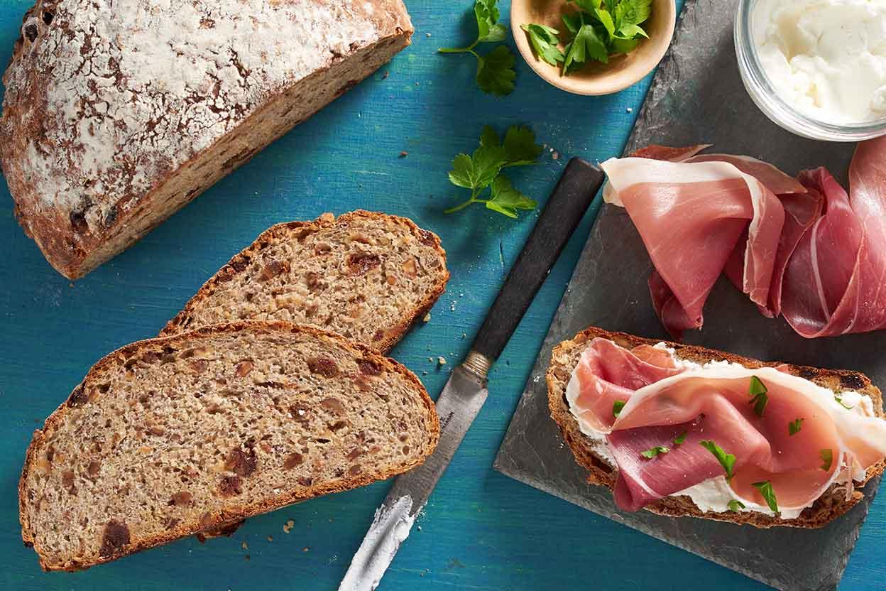 Quinoa Date and Nut Bread Recipe | King Arthur Flour