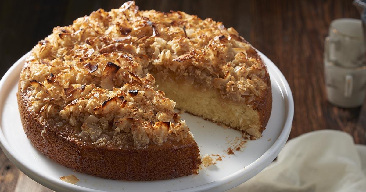 Lazy Daisy Cake Recipe King Arthur Flour