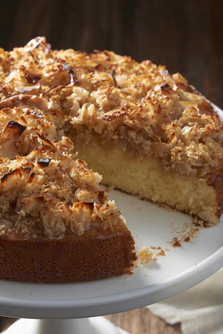 Lazy Daisy Cake Recipe
