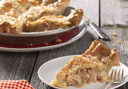 Sue's Favorite Apple Pie