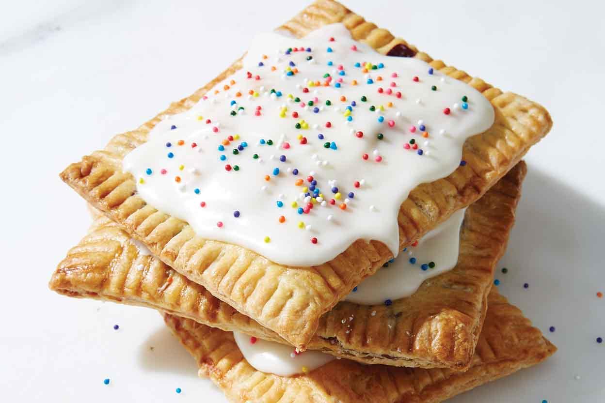Tasty Toaster Tarts Recipe