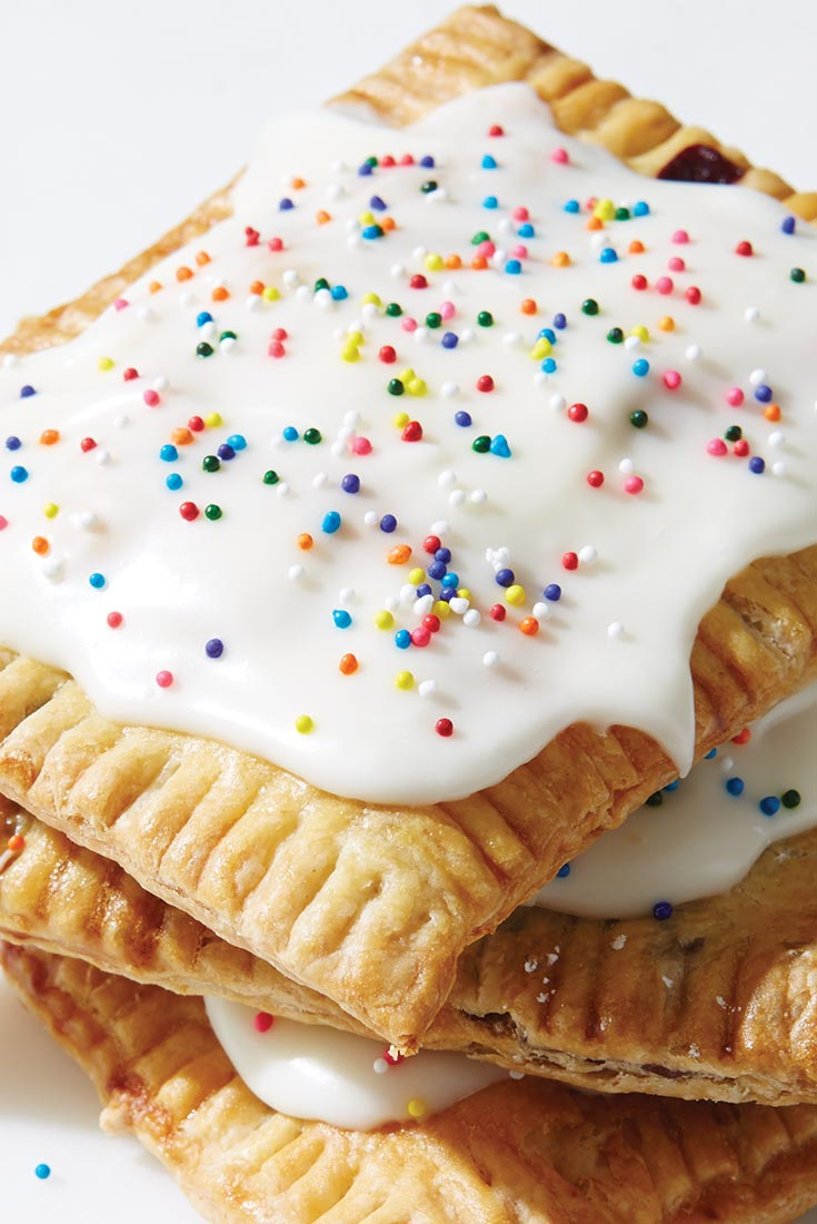 Toaster Tarts Recipe — Dishmaps