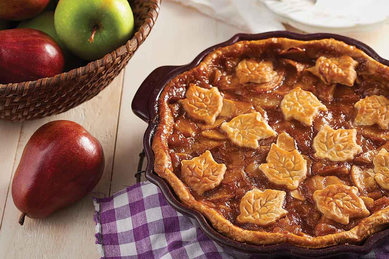 Watch Apple-Pear Pie video