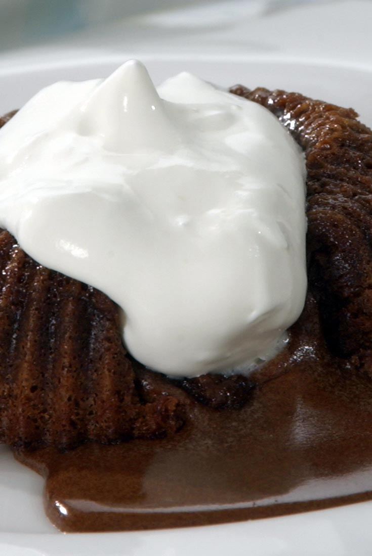 Homemade Chocolate Lava Cakes Recipe