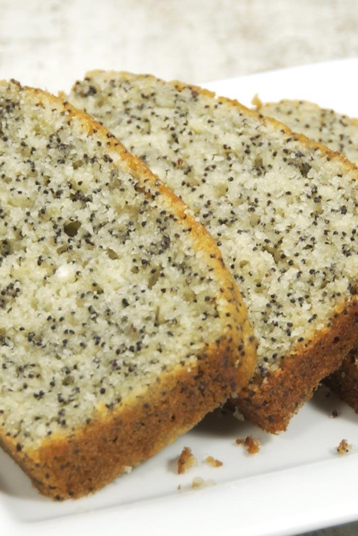 Carpenter Street Poppy Seed Cake Recipe