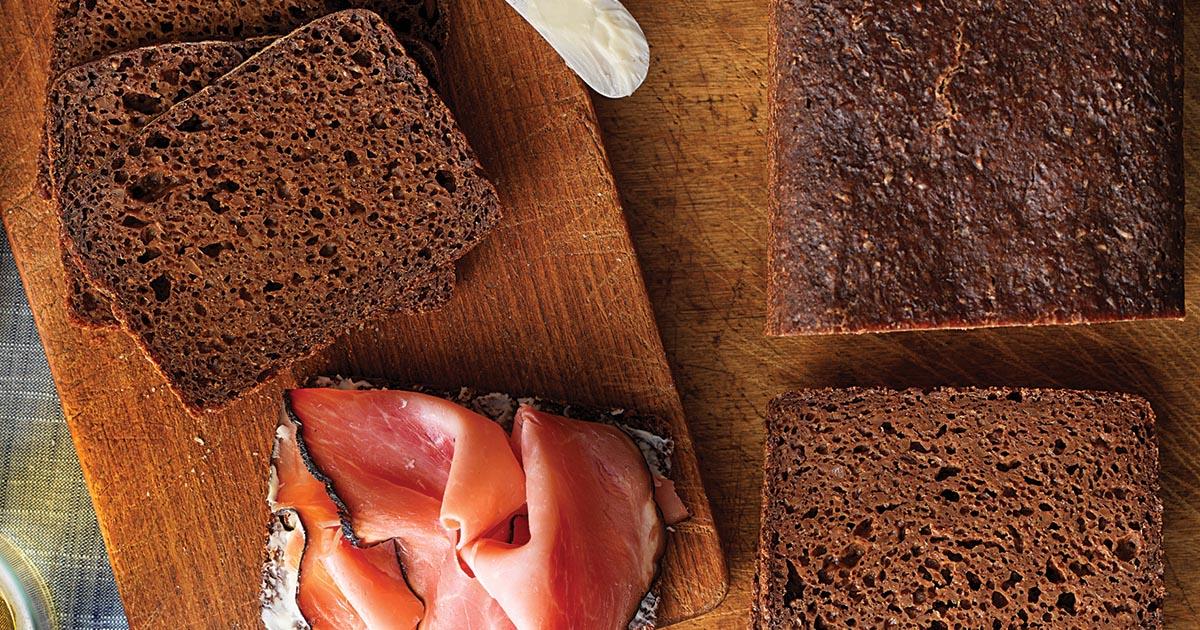 Westphalian Rye Bread Recipe King Arthur Flour
