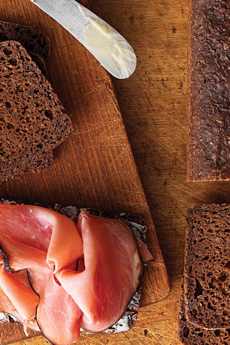 Westphalian Rye Bread Recipe