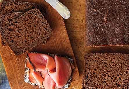 Westphalian Rye Bread