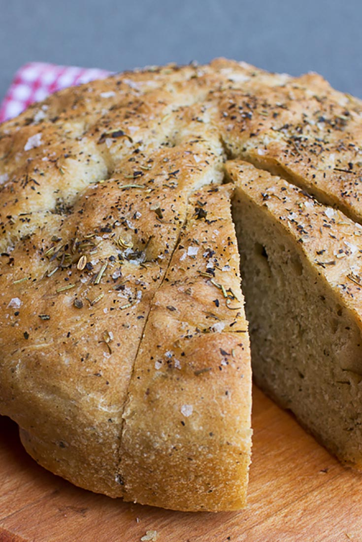 Gael's Saturday Focaccia Recipe