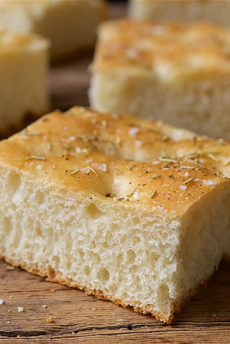 Blitz Bread No Fuss Focaccia Recipe King Arthur Flour