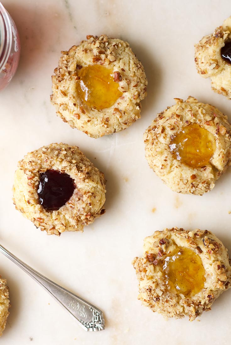 Thumb Print Cookies Recipe