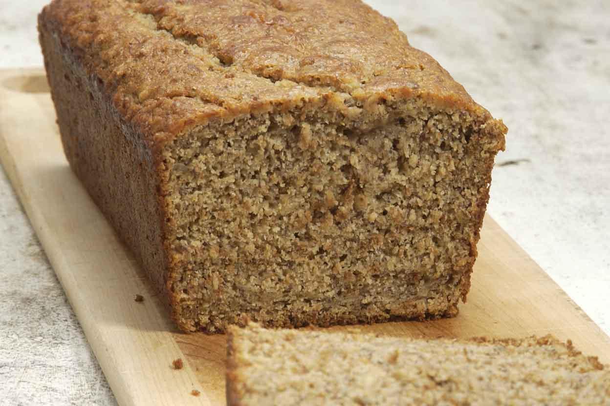 Banana Bran Bread Recipe King Arthur Flour