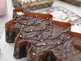 Brownies Tannenbaum