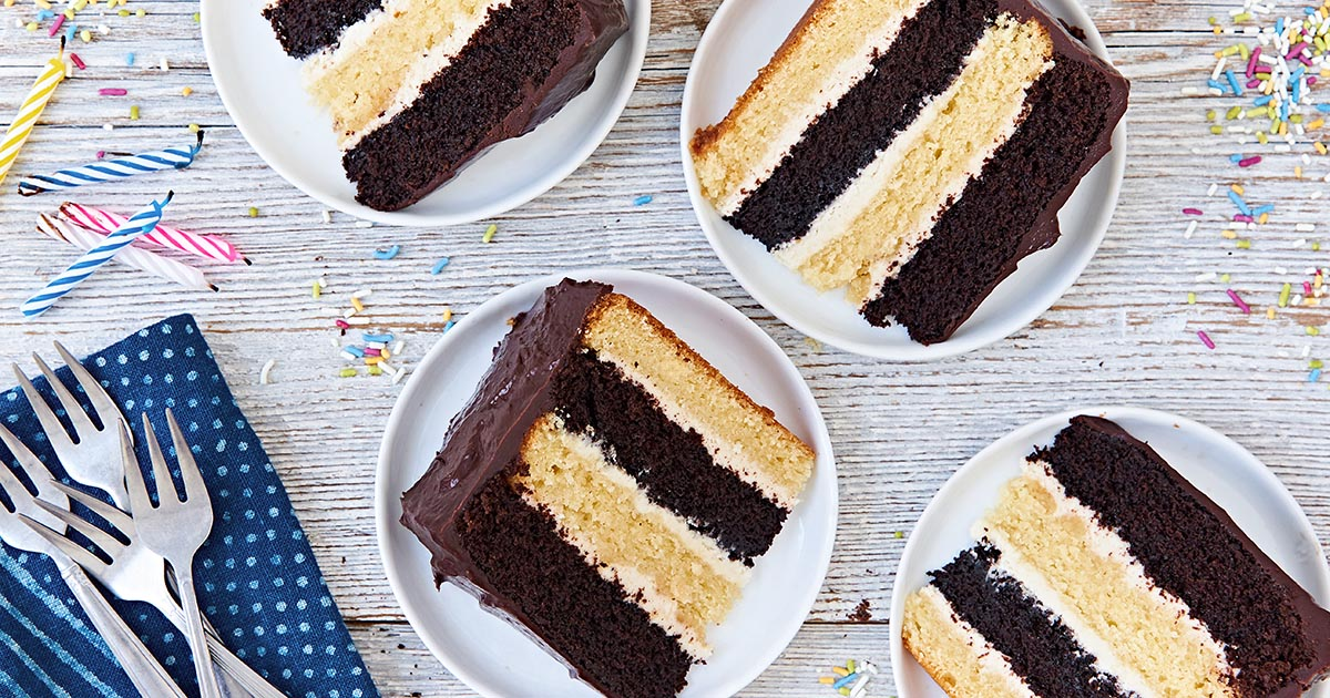 Choco Nilla Cake Recipe King Arthur Flour