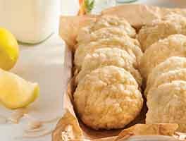 Coconut-Citrus Cookies