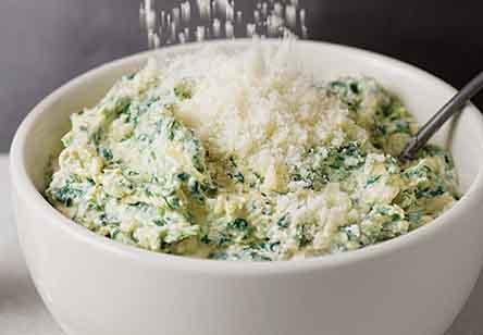 Creamy Artichoke-Zucchini Dip