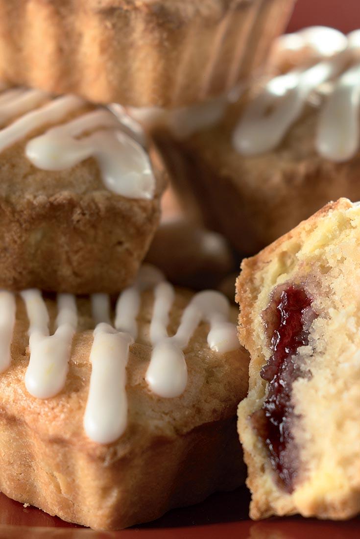 Elegant Almond Jam Tarts Recipe