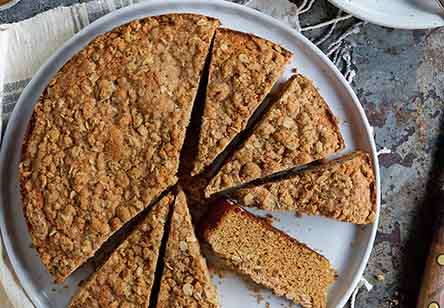 Cinnamon Coffeecake