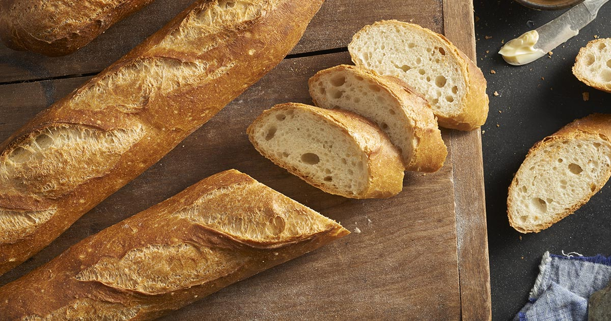 Classic Baguettes Recipe King Arthur Flour