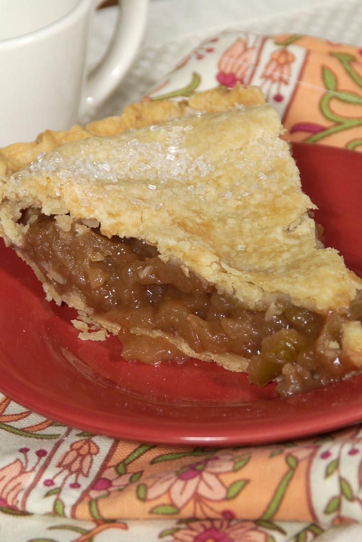 Apple Pie with a Twist Recipe