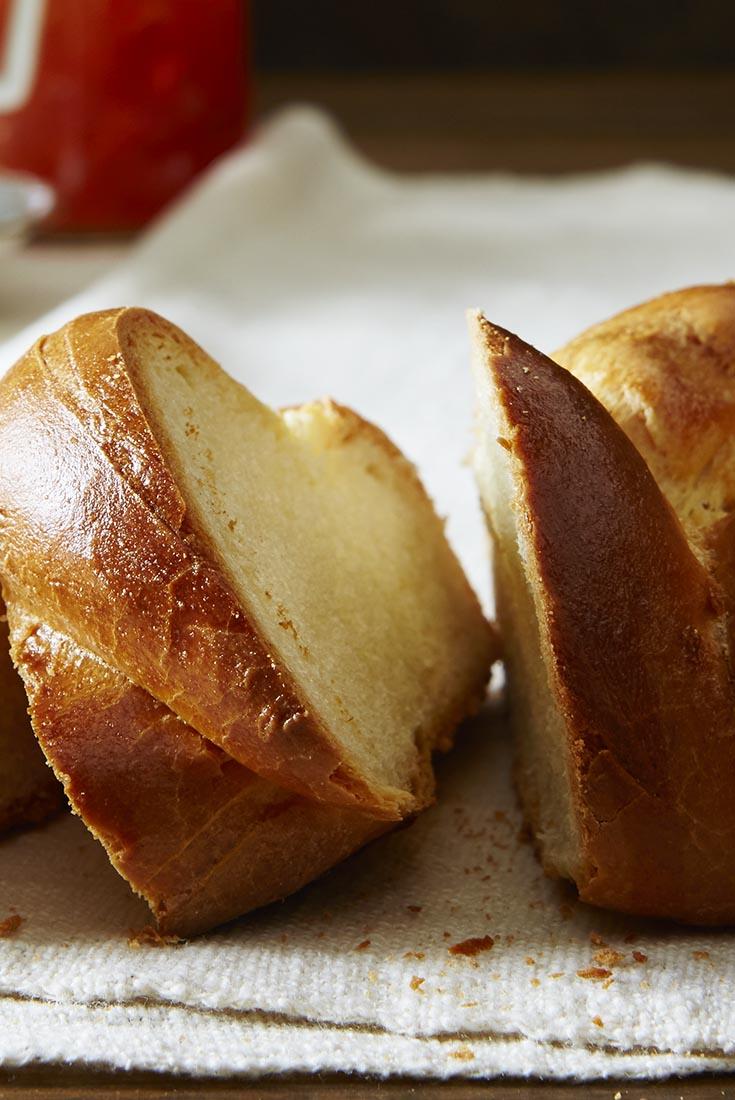 Zopf (Swiss Braid) Recipe
