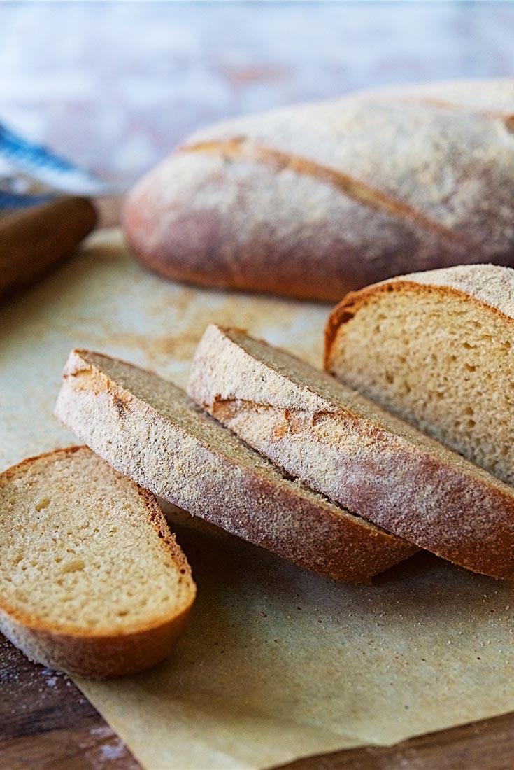 Everyday Whole Grain Bread Recipe