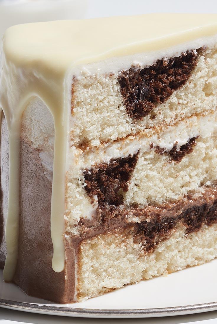 White Russian Cake Recipe King Arthur Flour