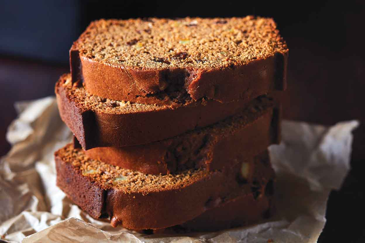 Molasses Pound Cake Recipe