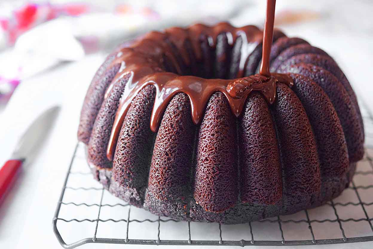 How to make a bundt cake more moist