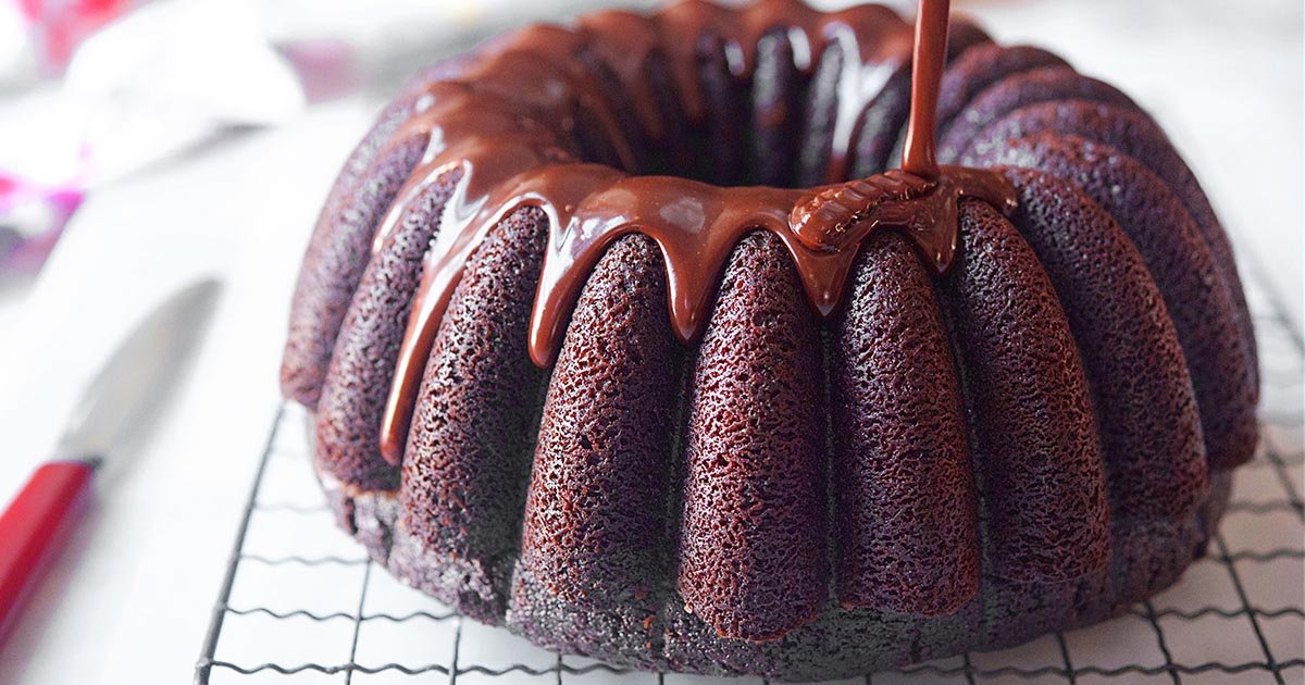 Chocolate Fudge Bundt Cake Recipe King Arthur Flour