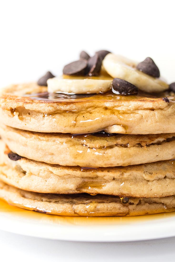Easy Amaranth Pancakes Recipe