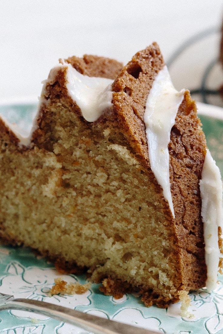 Gluten-Free Citrus Bundt Cake Recipe