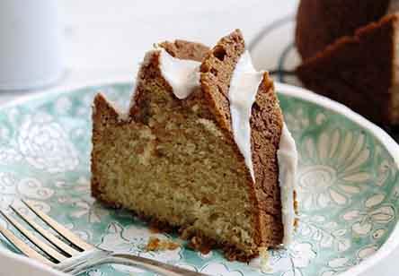 Gluten-Free Citrus Bundt Cake