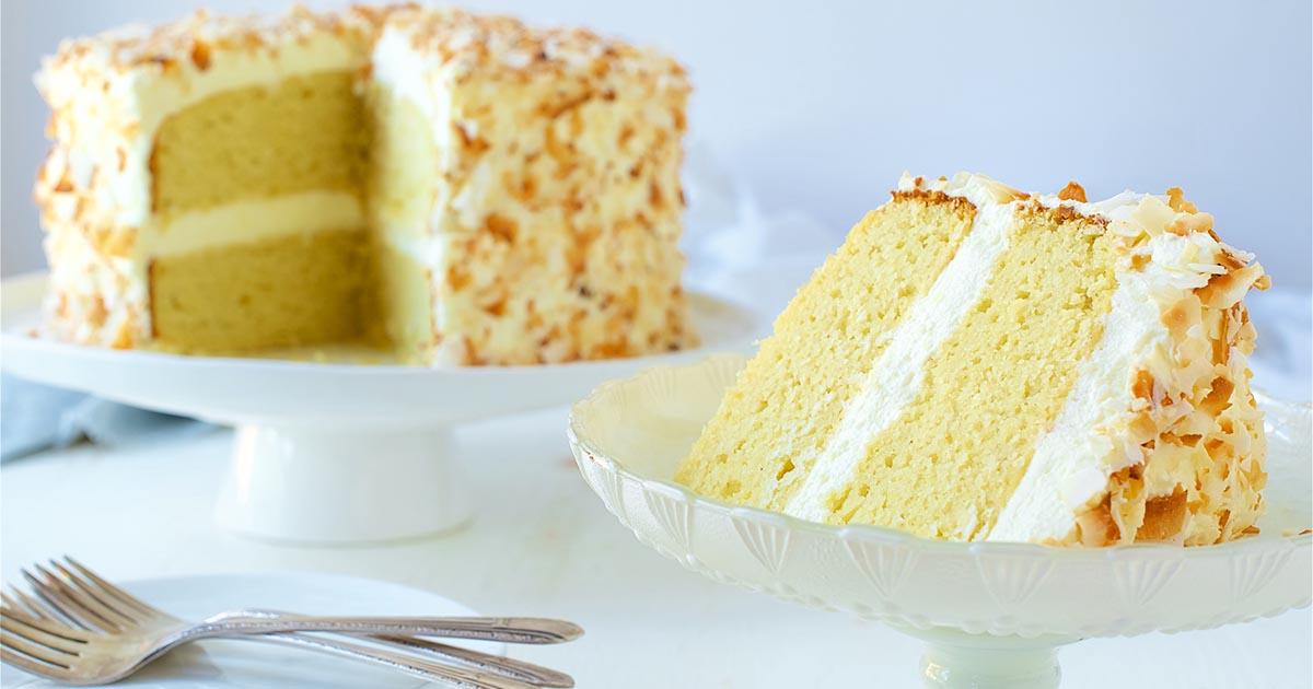 Substituting Gluten Free Flour In Cake Recipes