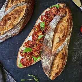 Extra-Tangy Sourdough Bread