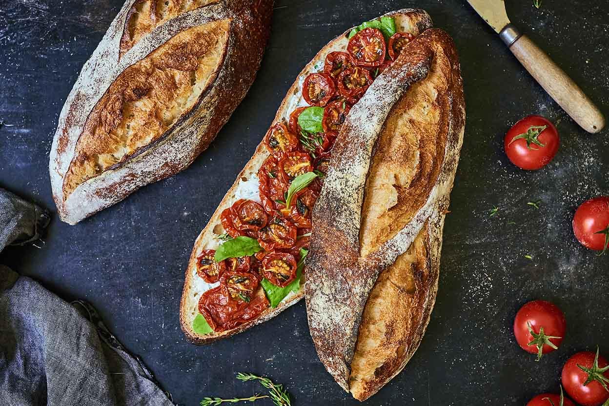 Extra Tangy Sourdough Bread Recipe King Arthur Flour