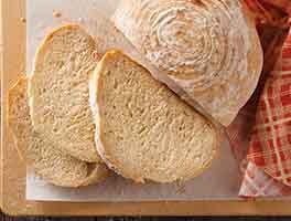 Artisan Hearth Bread