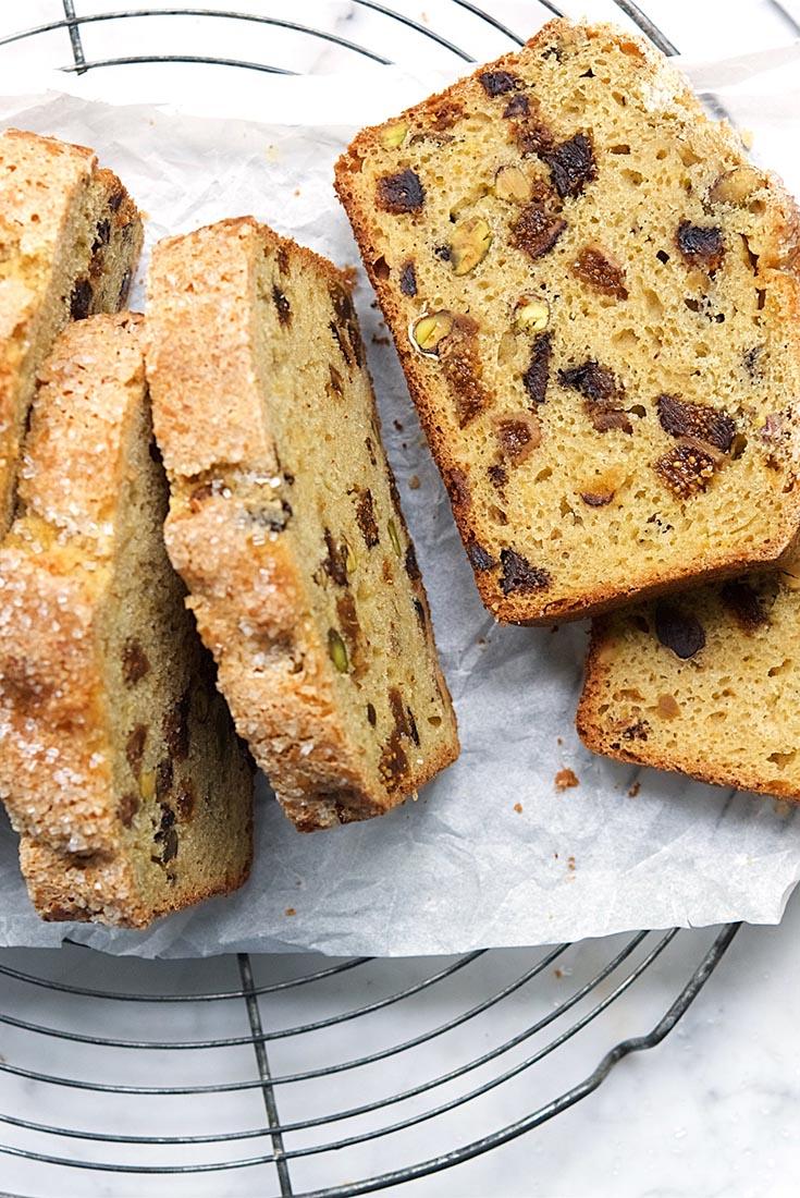 Sourdough Fig and Orange Bread Recipe